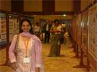 AT POSTER SESSION –IAPB-2012