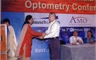 BEST POSTER PRESENTATION (LOW VISION) AT 33RD AIOC-16TH APOC –GOA