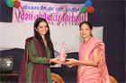 MEMENTO AS A CHIEF GUEST AT DEAF SCHOOL ON WORLD DEAF DAY CELEBRATION
