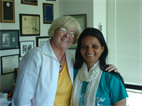 WITH DR AUREY LOW VISION DEPARTMENT-USA