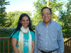 WITH DR SATYA VERMA-USA