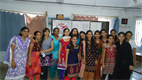 WITH SNDT STUDENTS AT WOD -2013 CELEBRATION